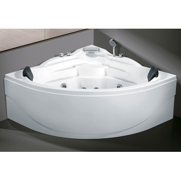 2 Sided Skirt Massage Constant Temperature Bathtub