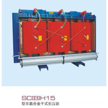 CS (b) H15 amorphous alloy dry type transformer