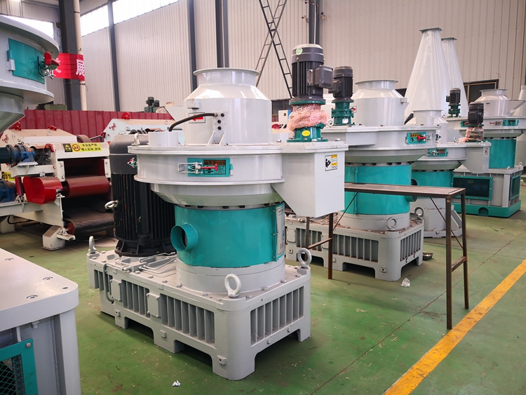 Palm Granulator Production Line