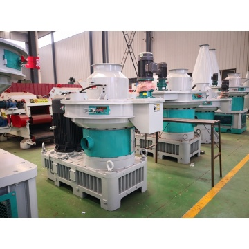 Anillo de 160KW Die Die Biomass Pellet Machine