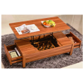 Factory luxury cheap wood coffee table