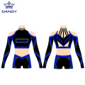 Custom Straps Cheerleading Outfits