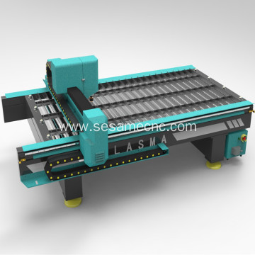 Factory Price Plasma Cutter CNC Sheet Metal Machine