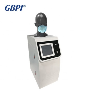 High Quality respirator Breathing Resistance Tester for Face Masks