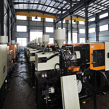disposable syringe double cylinder injection molding machine