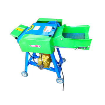 Low Cost Mini Chaff Cutter Machine