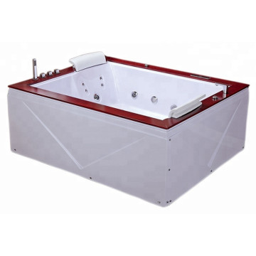 Best Massage TV Hot Spa Bathtub Tub
