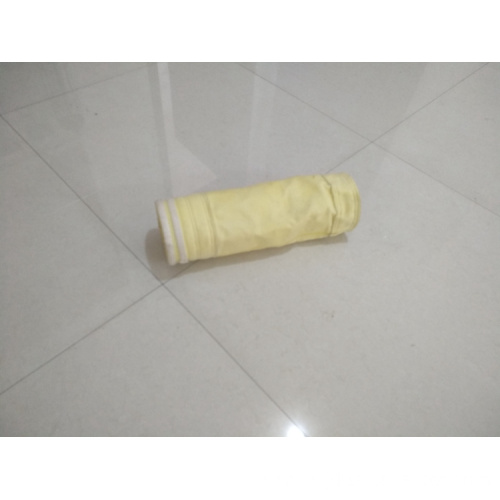 P84 needle punched nonwoven dust air filter bag