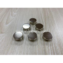 Neodymium Magnets with Stepped Edge