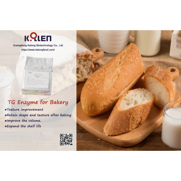 Food additive in bakery