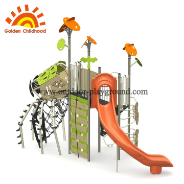 Outdoor Playground Equipment Insect Nature For Children