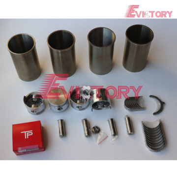 TOYOTA 4P rebuild overhaul kit gasket bearing piston