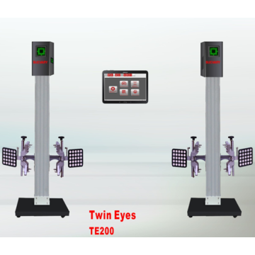 Portable Wheel Alignment System