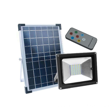 High Quality IP65 Waterproof Outdoor Solar Spotlight