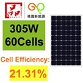 305Watt Monocrystalline Solar Panel