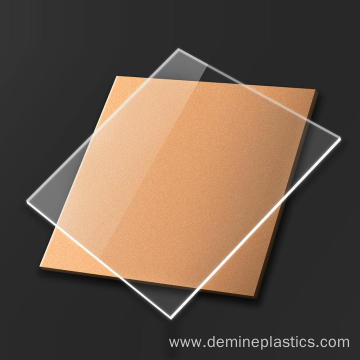 Fire proof grade transparent endurance polycarbonate board