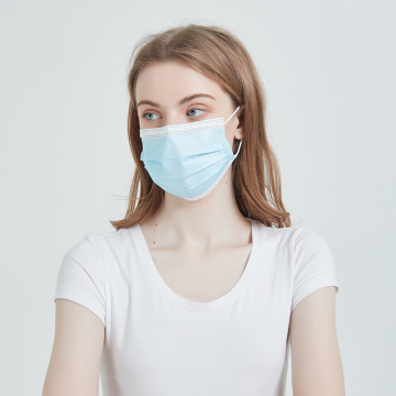 High Quality Disposable Medical Face Mask in Stock