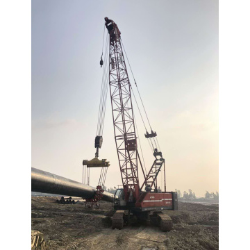 Heavy Duty Lattice Boom Crawler Crane for Sale