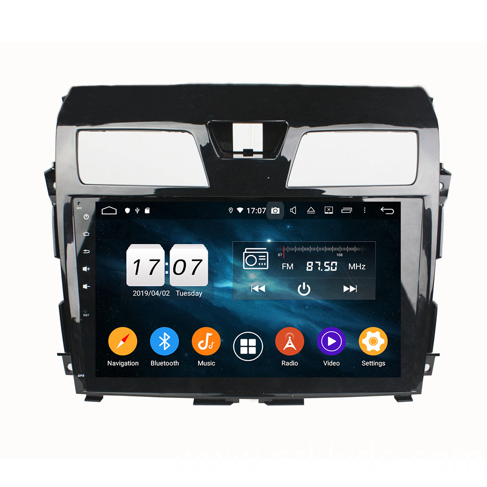 Tenna 2015 dvd player touch screen