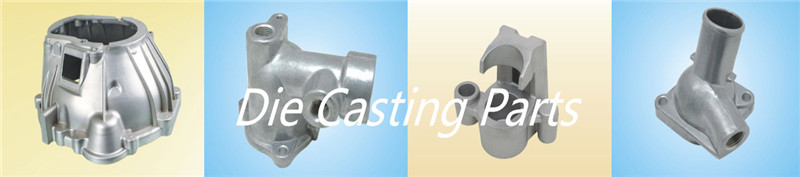 Zinc alloy machined pressure die casting part