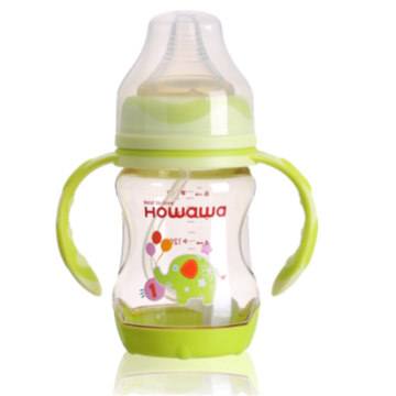 180ml PPSU Milk Bottle Baby Nurturing Bottles