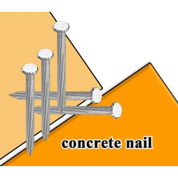 Concrete nails with high quality