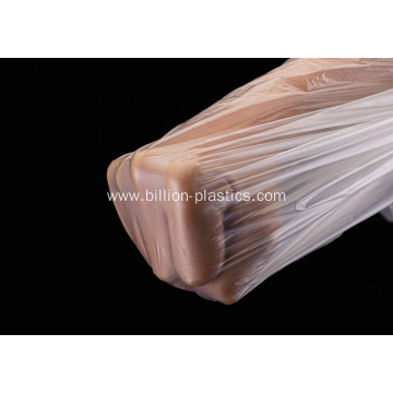 Transparent Heavy Duty Poly Food Storage Plastic Bags