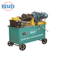 cheap price automation rebar thread rolling machine