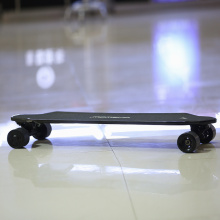 Onewow electric skateboard with carbon fiber deck