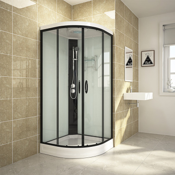 Modern Design Sliding Glass Simple Shower Room