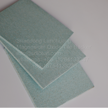 green MgO Fire Separation boards buidling construction