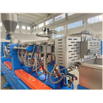 Compounding Machine Granulator Plastic Masterbatch Machine Plastic Extruder