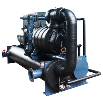 industrial single screw water cooled chiller