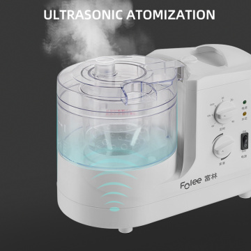 medical ultrasonic nebulizer machine