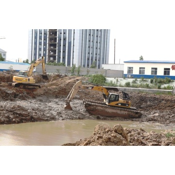 Medium-sized Amphibious Excavator Sale