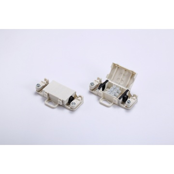 IP44 3Way Plastic Waterproof Electrical Junction Box 413