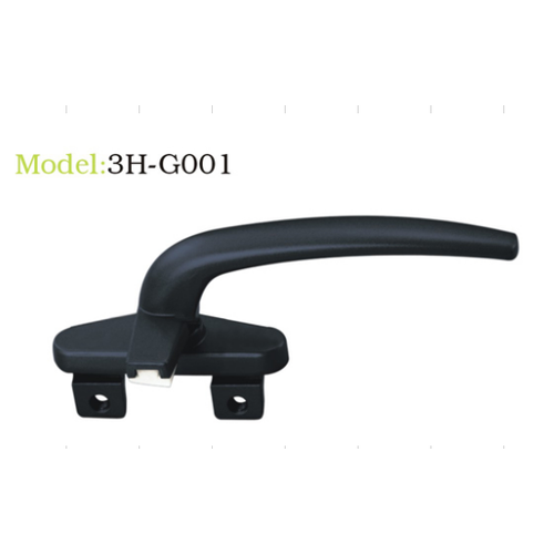 7-shape window handle upvc