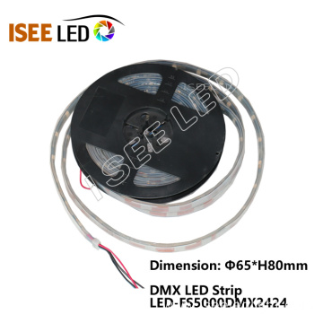 DMX Control Led RGB Strip for Linear Lighting