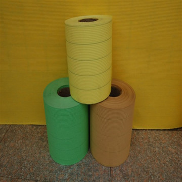Crepe Oil  Filter Paper for Diesel Filter