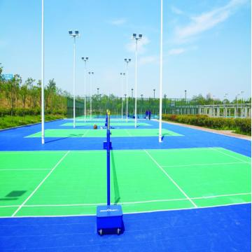 Modular Court Tiles Outdoor Tennis Sports Flooring