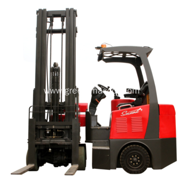 THOR Electric lifting 1500kg battery forklift truck