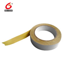 Double side adhesive yellow hotmelt embroidery tape
