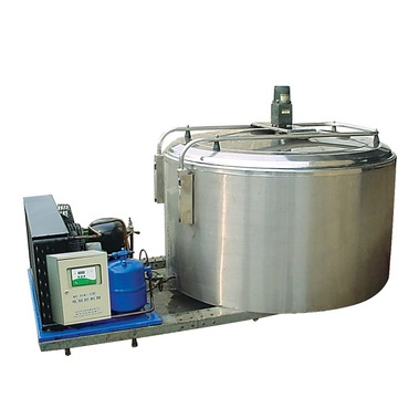 Cheap price milk cooling tank