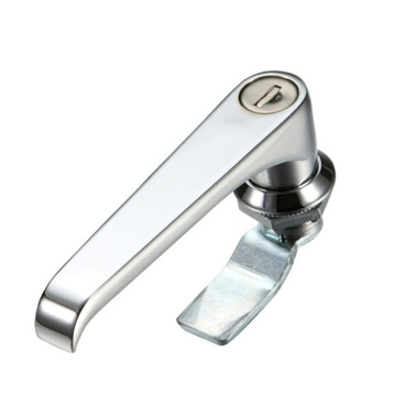 SS/ZDC Chrome-plated Cabinet 3-points Handle Lock