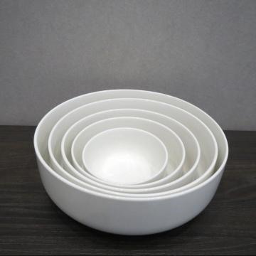 White Porcelain Dinner Ware