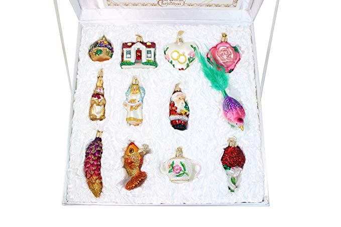 packing of mini ornament