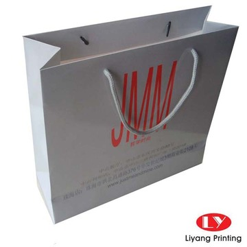 Custom Made Medium Paper Bag with Handle