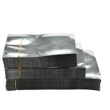 100Pcs Reusable Vacuum Bag Sealer Food Storage Package Silver Aluminum Foil Mylar Bag Excellent Quality 7*10 cm