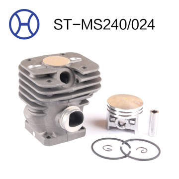MS240/024 chainsaw spart parts cylinder piston kits