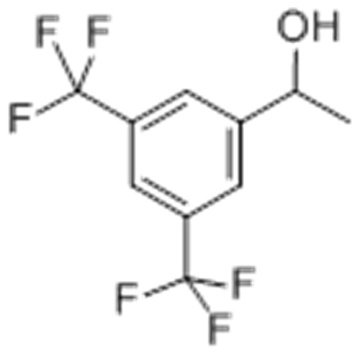 Benzolmethanol, a-Methyl-3,5-bis (trifluormethyl) -, (57279451, aR) - CAS 127852-28-2